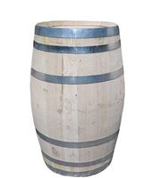 Houten Regenton Kastanje | 110 Liter | Zonder Deksel
