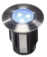 Garden Lights Grondspot Alpha Blauw LED