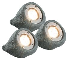 Garden Lights Vijverlamp Lapis Set LED
