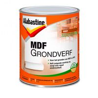 Alabastine Grondverf 2-in-1 MDF Wit 1000 ml