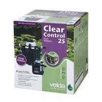 Velda Drukfilter Clear Control 25 Met UV-C Lamp 9 Watt