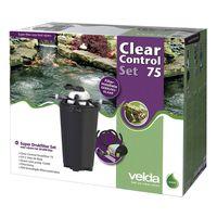 Velda Drukfilter Set Clear Control 75