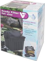 VT Vijverfilter Ready Filter Set 6000