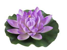 Velda Drijvende Vijverplant Lotus Fuchsia 28 cm