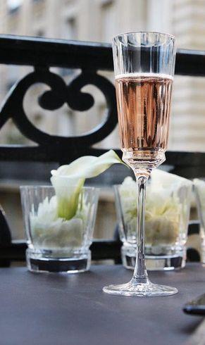 Cristal d'Arques Champagneglazen
