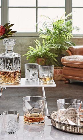 Bormioli Whisky Set