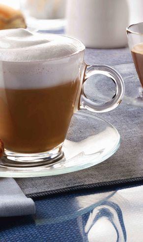 Bormioli Coffee Glasses