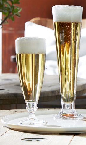 Bormioli Beer Glasses