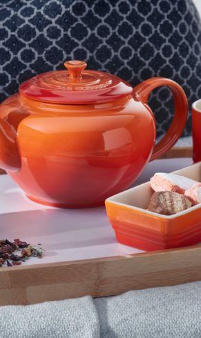 Le Creuset Teapots