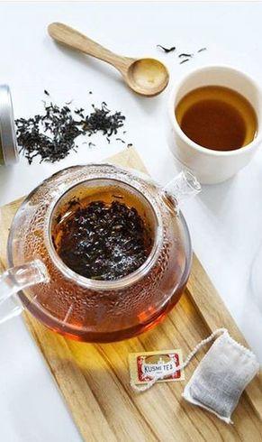 Genieten & ontspannen met thee