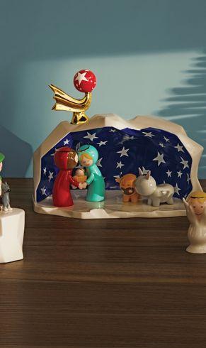 Alessi Kerstfiguren