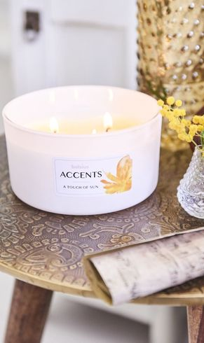Bolsius Accents Fragrance Glasses