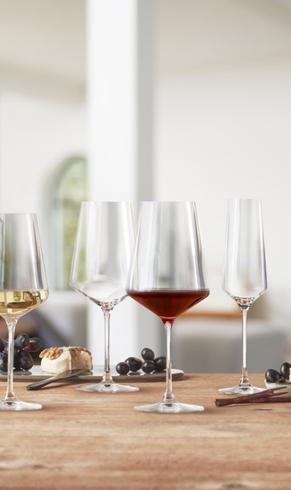Het perfecte wijnglas