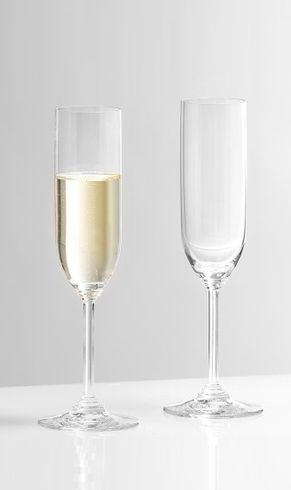 Riedel Champagneglazen