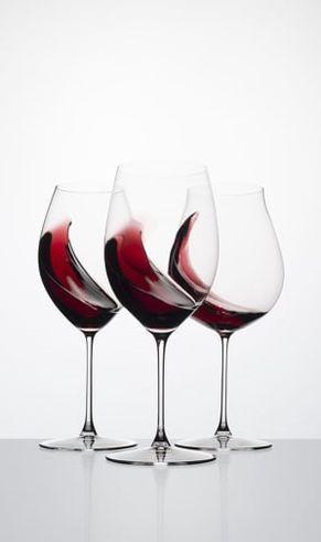 Riedel Rode Wijnglazen