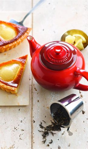 Le Creuset Theepotten