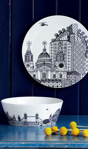 Royal Doulton London Calling