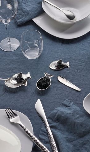 Alessi Colombina Fish