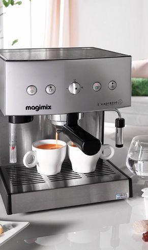 Magimix Kaffeemaschine