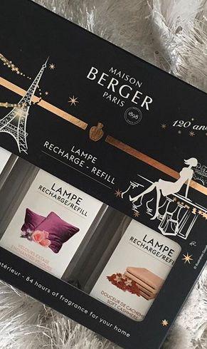 Lampe Berger giftset