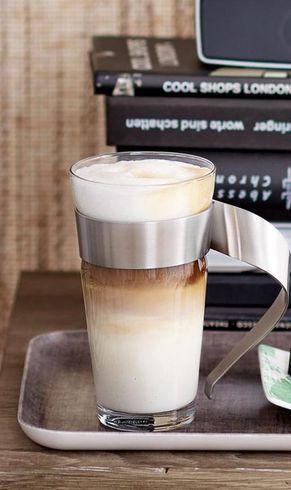 Latte macchiato glazen