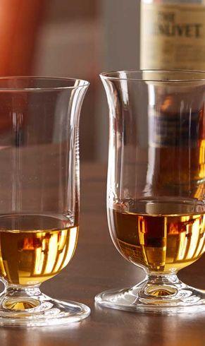 Riedel whiskey glazen