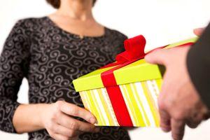 cadeau voor secretaresse