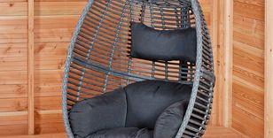 Hang Schommelstoel Tuin : Hangstoel tuin schommelstoel voor buiten hangende stoel