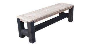 Steigerhouten tuintafel houten eettafel voor buiten op maat