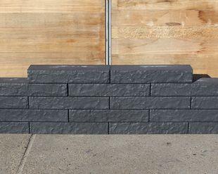 Stenen Muur Voortuin : Muurelementen beton blokken stapelblokken steen