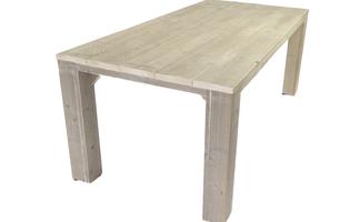 Steigerhouten tafel of bartafel munchen op maat fØrn