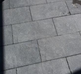 Tuintegels Beton Antraciet.Terrastegels Antraciet Zwart Luxe Tuintegels Beton