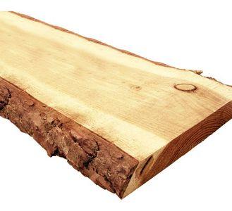 Stuk Boomstam Kopen.Rustieke Planken Lariks Douglas Boomschors