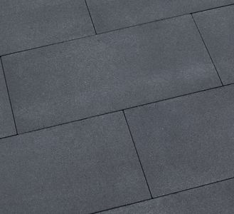 Tuin Tegels Antraciet.Terrastegels Antraciet Zwart Luxe Tuintegels Beton Met Coating