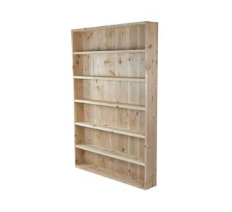 Steigerhouten Kasten Boekenkast Vakkenkast steigerhout