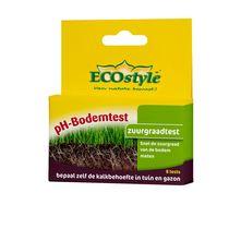 ECOstyle pH-Bodemtest - 8 testen