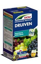 DCM Meststof voor Druiven - voor een rijke oogst van smaakvolle en gezonde druiven