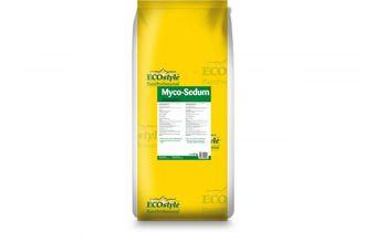 Bemesting groen dak - ECOstyle Myco-sedum - 10kg