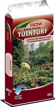 DCM Tuinturf - bodemverbeteraar zuurminnende tuinplanten - 40 Liter