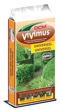 DCM - Vivimus universeel aanplantgrond - 20 liter zak - bodemverbeteraar