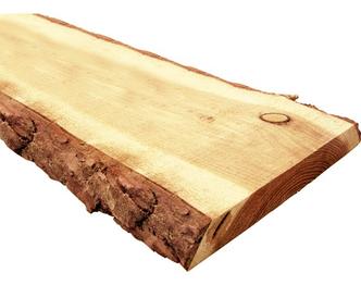 Schaaldelen hout boomstamplanken boomschors planken for Boomstamschijven decoratie