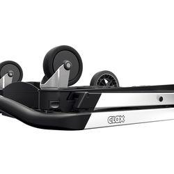 Matador Clax trolley zwart inclusief vouwkrat