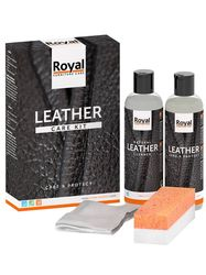Leather care kit 2x75ml