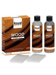 Wood StarterKit MattPolish+Clean 2x75ml