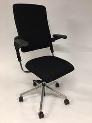 Grahl Xenium Bureaustoel Zwart Refurbished