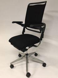 Grahl Xenium Bureaustoel Zwart Refurbished Netwave
