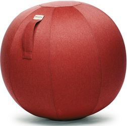 Vluv Zitbal Leiv Ruby Red 70-75cm
