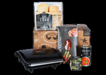 Soep & sandwich pakket