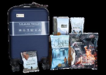 Kerstpakket Tasmani travel XL