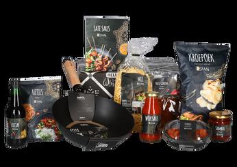 Kerstpakket Asian kitchen pakket